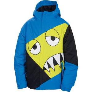 Snaggleface Insulated Jacket - Boys'