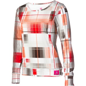 Plaid Base Layer Top - Women's