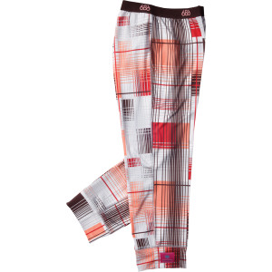Plaid Base Layer Bottom - Women's