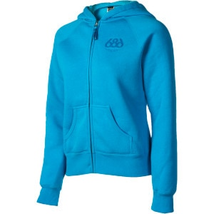 Icon Sherpa Premium Full-Zip Hoodie - Women's