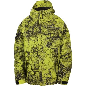 Mannual Cracked Insulated Jacket - Boys'
