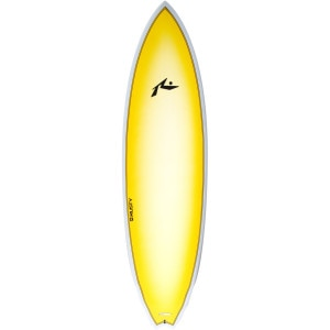 Surftech Rusty Piranha 5 Fin Surfboard