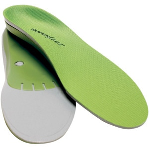 Trim-To-Fit Green Insole