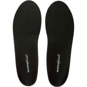 Trim-To-Fit Black Insole