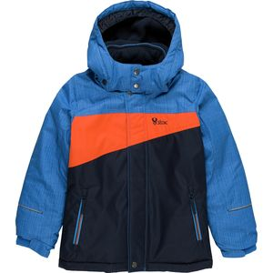 Stoic Bomber Colorblock Ski Jacket - Boys