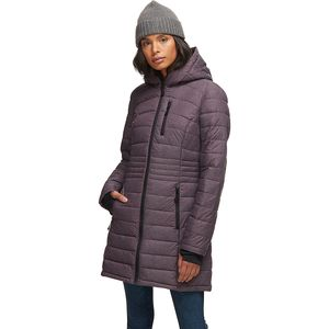 Lightweight Insulated Parka - Women's