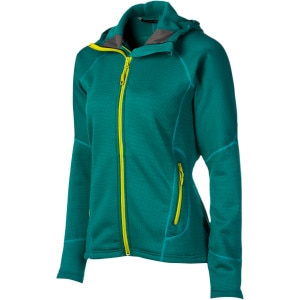 Breaker Fleece Hooded Jacket - Women's