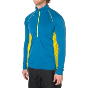 Merino 150 1/4-Zip Shirt - Long Sleeve - Men's