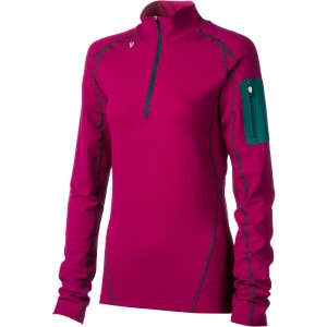 Breathe Composite Zip T - Women's