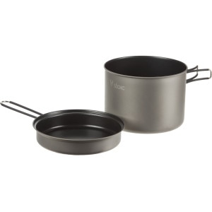 Ti 1.6L Pot + Fry Pan Set
