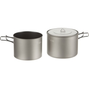 Ti 1.6L Pot + 1.3L Pot Set