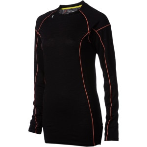 Alpine Merino 150 Crew Shirt - Long-Sleeve - Women's