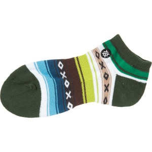 Half Commando Skate Sock - Boys'