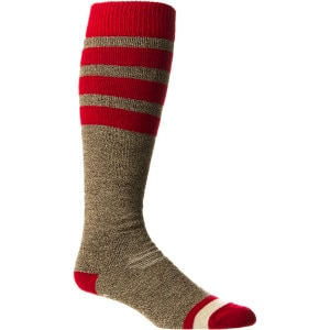 Merino Mid Weight Snowboard Sock