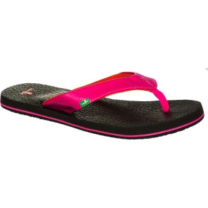 Yoga Mat Flip-Flop - Girls'