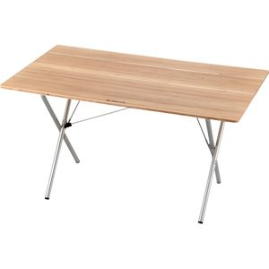 Single Action Table Long - Bamboo Top