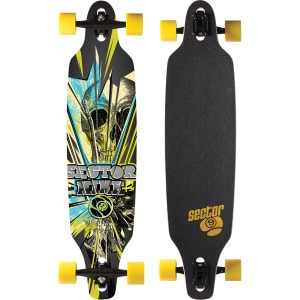 Sector 9 Skateboards Fractured Longboard