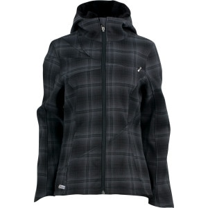 Arc Novelty Hooded Softshell Jacket - Women's