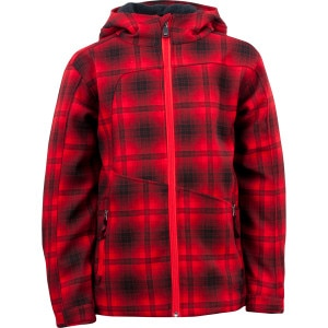 Patsch Insulated Softshell Jacket - Boys'