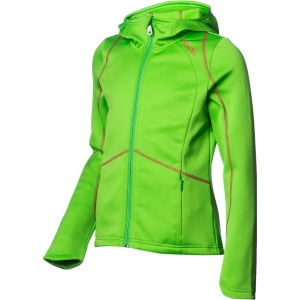 Popstretch Hooded Fleece Jacket - Girls'
