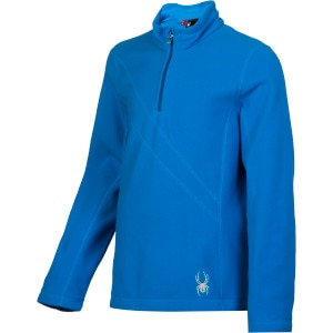 Speed Fleece T-Neck Top - Girls'