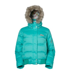 Limited Edition Luxirie Fluff Snowboard Jacket  - Women's