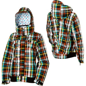 Stealth Insulated Jacket - Women's