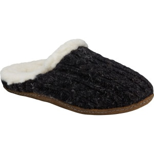 Nakiska Slide Knit Slipper - Women's