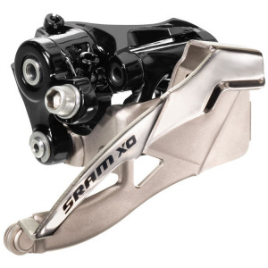 X0 2x10 Low Clamp Front Derailleur