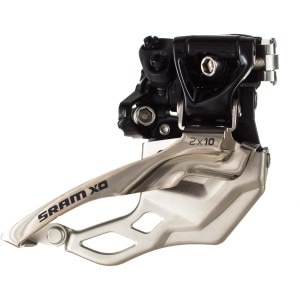 X0 2x10 High Clamp Front Derailleur