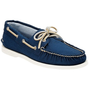 A/O 2-Eye Canvas Loafer - Men's