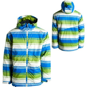 Truth Retro Stripe Jacket - Men's