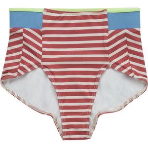 Seea Swimwear Arcadia High Waist Bikini Bottom - Women