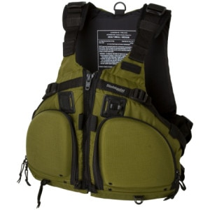 Fisherman Personal Flotation Device