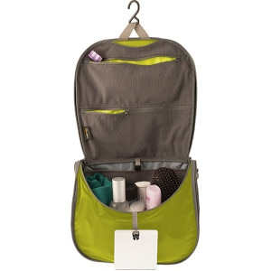 Travelling Light Hanging Toiletry Bag with Mirror
