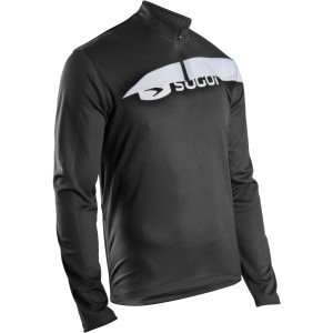 Gustov Zip-Neck Long Sleeve Jersey