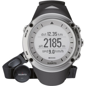 Ambit HR Altimeter Watch