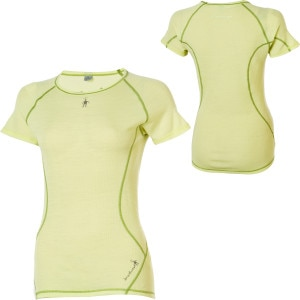 Lightweight Rib T-Shirt - Short Sleeve - Women's