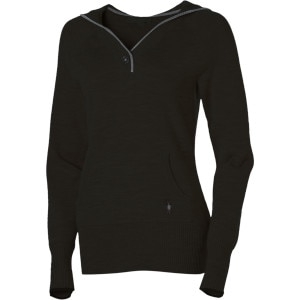 Dazzle Dot Hooded Sweater - Women's