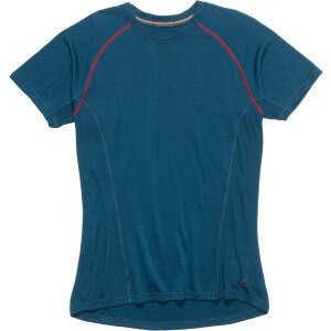 SmartWool NTS Lightweight Top - Short-Sleeve - Men's