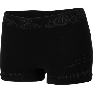 PhD Seamless Boy Short - Women's