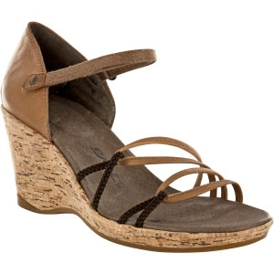 Riviera Wedge Strappy Sandal - Women's