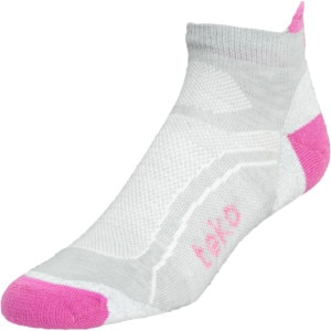 eVapor8 Light  Low Running Sock - Women's