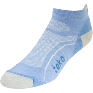 Organic SIN3RGI Light Low Running Sock - Women's