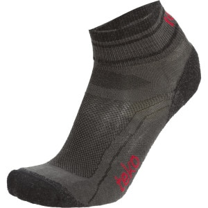 Organic SIN3RGI Light Minicrew Running Socks - Men's