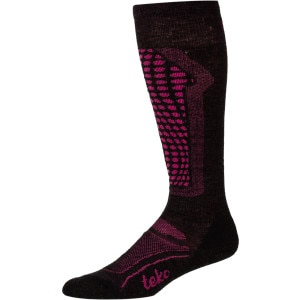 M3RINO.XC Light Ski Sock - Women's