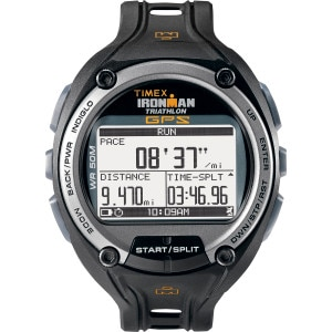 Ironman Global Trainer With GPS Watch - Speed + Distance