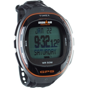 Ironman Run Trainer GPS Heart Rate Monitor