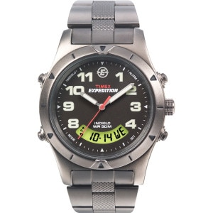 Expedition Metal Analog/Digital Watch