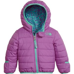 Perrito Reversible Hooded Jacket - Infant Girls'